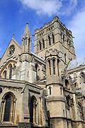 Saint John the Baptist catholic Cathedral church, Norwich, Norfolk, England, UK
