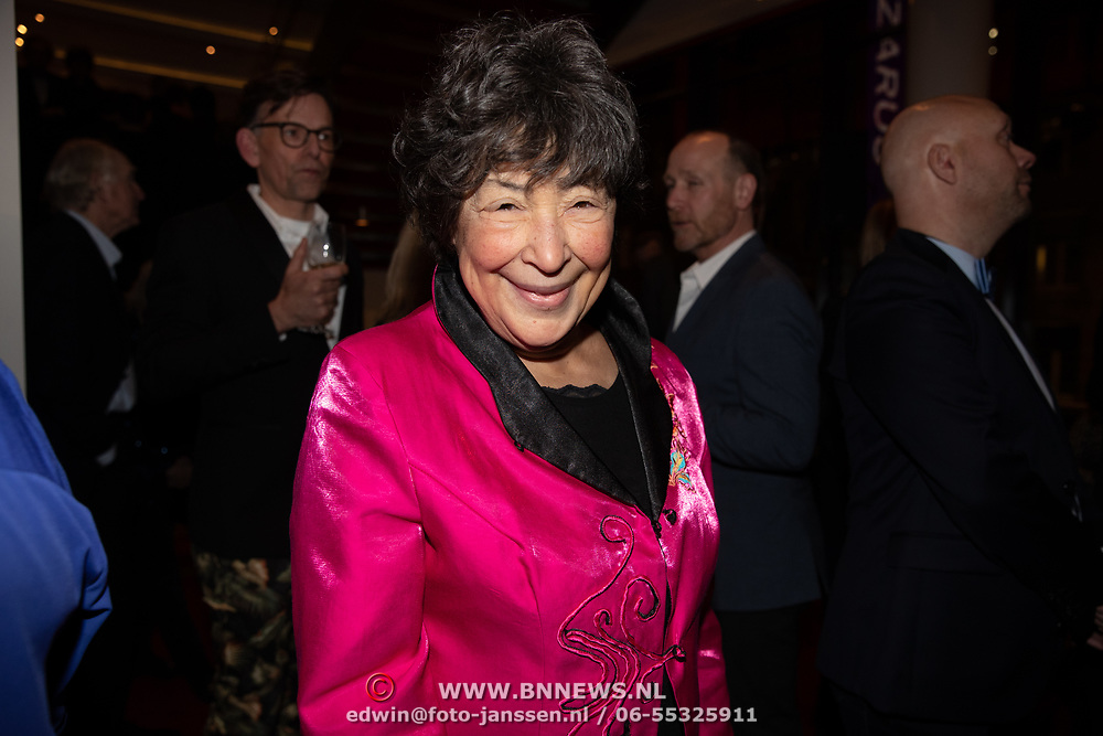 NLD/Amsterdam/20200123 - Premiere Haal Het Doek Maar Op, Heddy Lester
