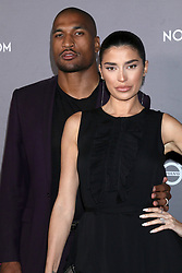 November 9, 2019, Culver City, CA, USA: LOS ANGELES - NOV 9:  Larry English, Nicole Williams at the 2019 Baby2Baby Gala Presented By Paul Mitchell at 3Labs on November 9, 2019 in Culver City, CA (Credit Image: © Kay Blake/ZUMA Wire)