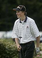ARNHEM - Reinier Saxton.     Voorjaarswedstrijden Golf heren op de Rosendaelsche Golfclub COPYRIGHT KOEN SUYK