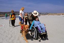 Sarah, Kathy & Family With Allie