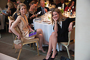 SUZANNE JOHNSON; GEORGINA COHEN; , Chickenshed Kensington and Chelsea's Summer Show and Dinner, The Hurlingham club. London. 9 May 2013