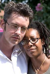 Portrait of a couple,