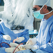 Doctor, Portrait, Hospital, 15, OR, Microscope, Surgery, b, Operating, Room,