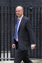 © licensed to London News Pictures. London, UK 26/06/2013. Chris Grayling, Secretary of State for Justice  attending cabinet meeting in Downing Street on Wednesday, 26 June 2013. Photo credit: Tolga Akmen/LNP