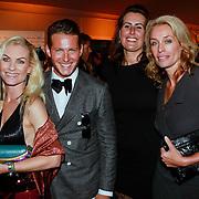 NLD/Amsterdam/20110713 - AIFW 2011 Summer, show Spijker & Spijker, Annemieke Hart, Morisson, Ellen Litz en Frederique van der Wal
