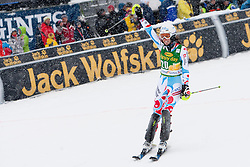 NOENSNastasia of France during 2nd Run of 50th Golden Fox Audi Alpine FIS Ski World Cup Ladies Slalom, on February 2, 2014 in Podkoren, Kranjska Gora, Slovenia. (Photo By Urban Urbanc / Sportida.com)