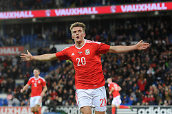 - Mandatory byline: Dougie Allward/JMP - 07966 386802 - 13/11/2015 - FOOTBALL - Cardiff City Stadium - Cardiff, Wales - Wales v Netherlands - International Friendly