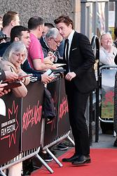 Edinburgh International Film Festival 2019<br /> <br /> Boyz In The Wood (European Premiere)<br /> <br /> Stars and guests arrive on the red carpet<br /> <br /> Pictured: Jack Lowden<br /> <br /> Alex Todd   Edinburgh Elite media