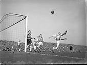 1954 - St.Patricks Athletic v Drumcondra, FAI Cup Final