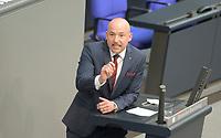 DEU, Deutschland, Germany, Berlin, 06.05.2021: Alexander Hoffmann (CSU) in der Plenarsitzung im Deutschen Bundestag.