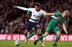 Tottenham Hotspur v Watford - 26 Sept 2018