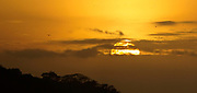 La isla de Ícaro / atardecer en Saboga, Archipiélago de Las Perlas / Panamá.<br /> <br /> Panorámica de 2 fotografías / Panoramic image of 2 photographs<br /> <br /> Edición de 10   Víctor Santamaría.