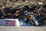 Pikes Peak International Hill Climb 2014: Pikes Peak, Colorado. 9
