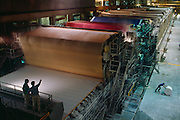 Printing Presses at Georgia Pacific Paper Mill.