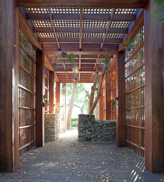Simpson Park Entrance Architect Chad Oppenheim 2009