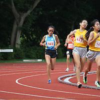 B Division Girls 1500m
