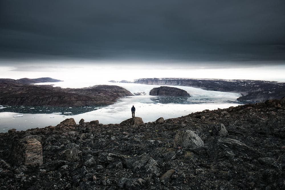 Perlerfiup Kangerlua, North Greenland
