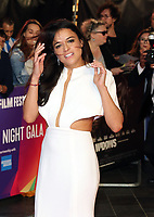 Michelle Rodriguez, Widows - European Premiere, BFI London Film Festival Opening Night Gala, Leicester Square, London, UK, 10 October 2018, Photo by Richard Goldschmidt