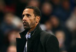Rio Ferdinand during the Premier League match at Wembley Stadium, London.