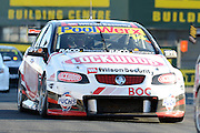 Lockwood Racing's Fabian Coulthard in action during  Race 5 of the ITM 400 Hamilton,Hamilton Street Circuit, Day Two, Hamilton City ,V8 supercars,, Photo: Dion Mellow / photosport.co.nz