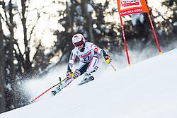 Coralie Frasse Sombet (FRA) during the Ladies' Giant Slalom at 57th Golden Fox event at Audi FIS Ski World Cup 2020/21, on January 17, 2021 in Podkoren, Kranjska Gora, Slovenia. Photo by Vid Ponikvar / Sportida