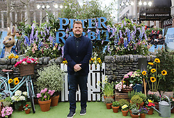James Corden attending the Peter Rabbit UK Gala Premiere held at Vue West End in Leicester Square, London.