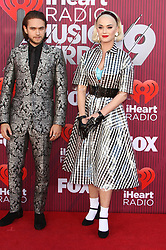 2019 iHeartRadio Music Awards at The Microsoft Theatre in , California on 3/14/19. 14 Mar 2019 Pictured: Zedd, Katy Perry. Photo credit: River / MEGA TheMegaAgency.com +1 888 505 6342