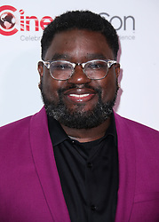LAS VEGAS, NV, USA - APRIL 26: CinemaCon 2018 - Lionsgate Presentation held at The Colosseum at Caesars Palace during CinemaCon, the official convention of the National Association of Theatre Owners on April 26, 2018 in Las Vegas, Nevada, United States. 26 Apr 2018 Pictured: Lil Rel Howery. Photo credit: Xavier Collin/Image Press Agency / MEGA TheMegaAgency.com +1 888 505 6342