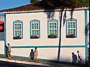Pirenopolis_GO, Brasil..Casarao Hitorico em Pirenopolis, Goias...Colonial House in Pirenopolis, Goias...Foto: JOAO MARCOS ROSA / NITRO