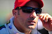 14-15 September, 2012, Fontana, California, USA.Tony Kanaan (11) .(c)2012, Jamey Price.LAT Photo USA