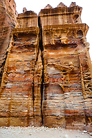 Petra is Jordan's most visited tourist attraction. Tomb.