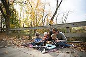 Portrait Photography/Family Photos: A Tyler Park Family Photo Sitting