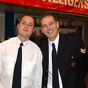 Jubilarissen + bevorderingen bij de brandweer Huizen