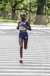 NYRR Oakley Mini 10K for Women: winner 31:15 Mary Keitany, Kenya, adidas