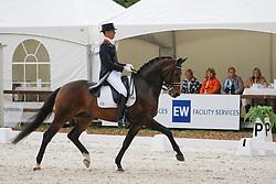 Minderhoud Hans Peter (NED) - Freebird Ucelli T<br /> KNHS Kampioenschap Lichte Tour<br /> Nederlands Kampioenschap Dressuur - De Steeg 2009<br /> Photo © Dirk Caremans