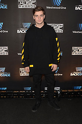 Westwood One Backstage at the American Music Awards Day 2 at the L.A. Live Event Deck. 19 Nov 2016 Pictured: Martin Garrix. Photo credit: David Edwards / MEGA TheMegaAgency.com +1 888 505 6342