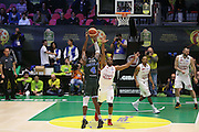 Carter Robert Lawrence <br /> EA7 Olimpia Milano - Cantina Due Palme Brindisi<br /> Poste Mobile Final Eight F8 2017 <br /> Lega Basket 2016/2017<br /> Rimini, 16/02/2017<br /> Foto Ciamillo-Castoria/A. Gilardi