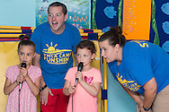 Middletown, New York -Family night at the Middletown YMCA's Camp Funshine on July 9, 2015.