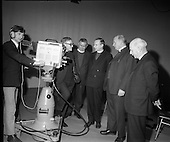 1970 - Church Of Ireland Bishops At Communications Centre.   D478.