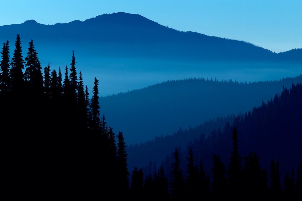 Hurricane Ridge - Olympic National Park - Washington State