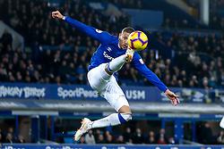 Richarlison of Everton controls the ball - Mandatory by-line: Robbie Stephenson/JMP - 23/12/2018 - FOOTBALL - Goodison Park - Liverpool, England - Everton v Tottenham Hotspur - Premier League