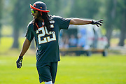 January 28 2016: Seattle Seahawks corner Richard Sherman during the Pro Bowl practice at Turtle Bay Resort on North Shore Oahu, HI. (Photo by Aric Becker/Icon Sportswire)