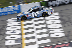 June 1, 2018 - Long Pond, Pennsylvania, United States of America - Landon Cassill (00) brings his car down the frontstretch during qualifying for the Pocono 400 at Pocono Raceway in Long Pond, Pennsylvania. (Credit Image: © Chris Owens Asp Inc/ASP via ZUMA Wire)