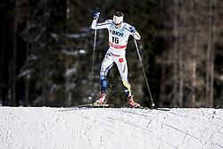 January 1, 2018 - Stockholm, Sweden - Marcus Hellner. 10 km fristil, damer och 15 km fristil herrar. Tour de Ski, Lenzerheide (Credit Image: © Orre Pontus/Aftonbladet/IBL via ZUMA Wire)