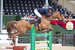 Williams Guy, GBR, Titus<br /> CSI5* Jumping<br /> Royal Windsor Horse Show<br /> © Hippo Foto - Jon Stroud