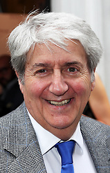Image licensed to i-Images Picture Agency. 16/06/2014. Tom Conti arriving for the launch of a Gregory Peck exhibition at  Huntsman tailors in Savile Row, London, to celebrate five decades of dressing the Hollywood actor. Picture by Stephen Lock / i-Images
