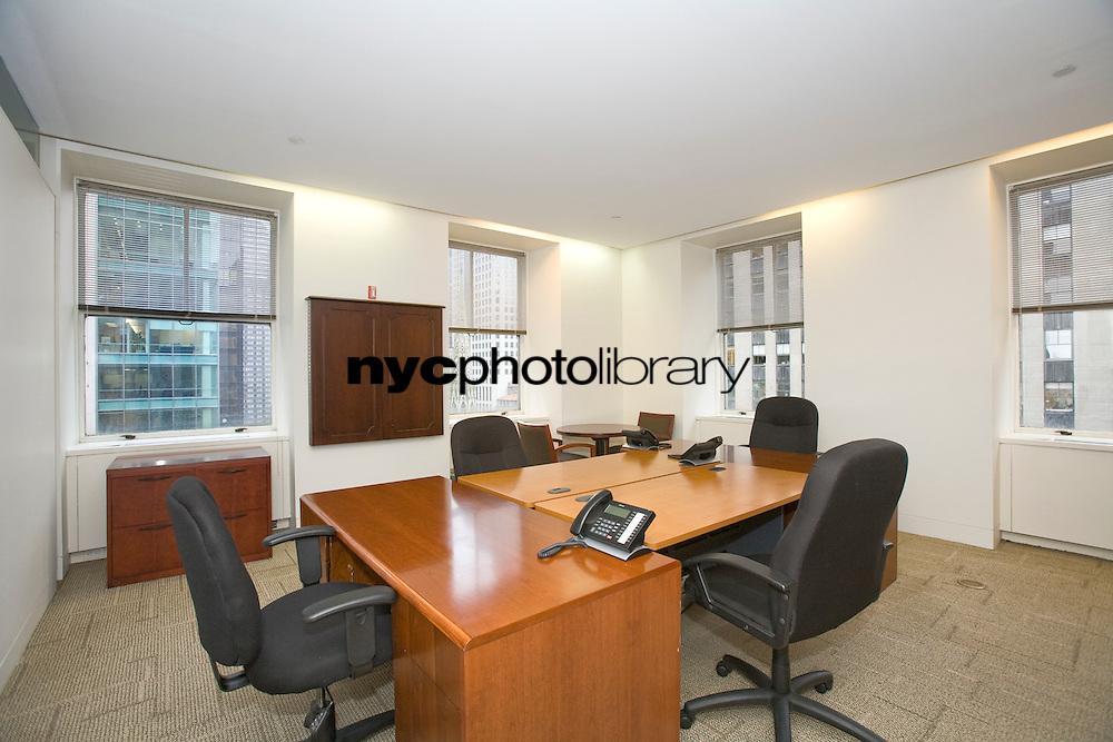 Office at 75 Rockefeller Plaza