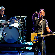 WASHINGTON, DC - August 14th, 2012- Bruce Springsteen and the E Street Band perform at Nationals Park in Washington, D.C.