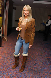 ALEX BEST at a sales event for the exclusive Chelsea Bridge Wharf in aid of CLIC Sargeant cancer charity held at Stamford Bridge football stadium, Chelsea, London on 7th February 2006.<br /><br />NON EXCLUSIVE - WORLD RIGHTS